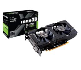 Karta graficzna NVIDIA Inno3D GeForce GTX 1050 Ti TWIN X2 4GB GDDR5