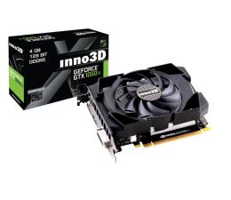 Karta graficzna NVIDIA Inno3D GeForce GTX 1050 Ti COMPACT 4GB GDDR5