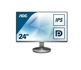 "Monitor LED 24"" AOC I2490VXQ"