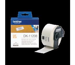 Etykiety do drukarki Brother Etykieta duża adresowa 400 szt. DK11208