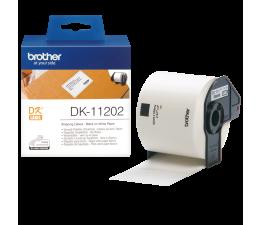 Etykiety do drukarki Brother Etykieta dostawcza 300 szt. (DK11202)