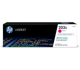 Toner do drukarki HP 203X CF543X Magenta 2500 str.