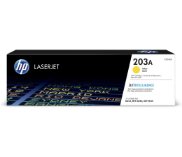 Toner do drukarki HP 203A CF542A Yellow 1300 str.
