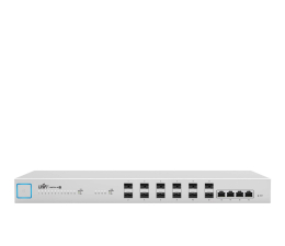 Switch Ubiquiti 16p UniFi US-16-XG (12x10Gbit SFP+,4x1Gbit/10Gbit)