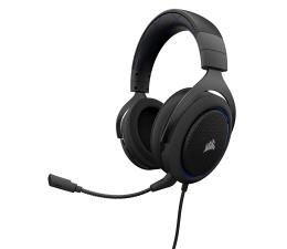 Słuchawki przewodowe Corsair HS50 Stereo Gaming Headset (niebieskie)