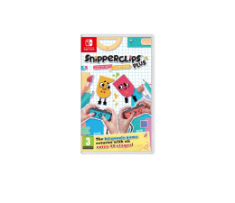 Gra na Switch Nintendo SNIPPERCLIPS PLUS: CUT IT OUT. TOGETHER!