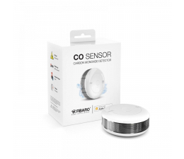 Czujnik Fibaro CO Sensor Czujnik tlenku węgla / czadu (HomeKit)