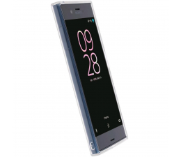 Etui/obudowa na smartfona Krusell Kivik Cover do Sony Xperia XZ Transparent