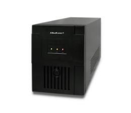 Zasilacz awaryjny (UPS) Qoltec Monolith 2000VA 1200W 2 x FR 1 x IEC