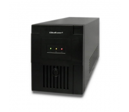 Zasilacz awaryjny (UPS) Qoltec Monolith (1200VA/720W, 2xPL, 1xIEC, AVR)