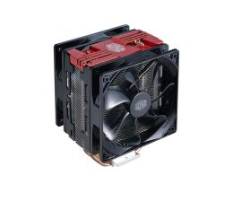 Chłodzenie procesora Cooler Master Hyper 212 Turbo czerwony 120mm