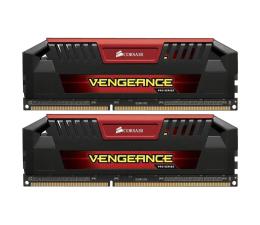 Pamięć RAM DDR3 Corsair 8GB 2400MHz Vengeance Pro Red CL11 (2x4GB)