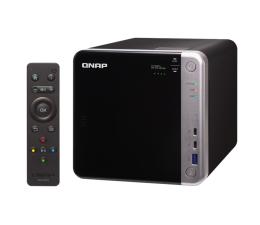 Dysk sieciowy NAS / macierz QNAP TS-453BT3-8G (4xHDD 4x1.5-2.3GHz 8GB 5xUSB 3xLAN)