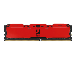 Pamięć RAM DDR4 GOODRAM 8GB 3000MHz IRDM X Red CL16