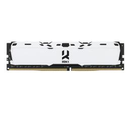 Pamięć RAM DDR4 GOODRAM 8GB 3000MHz IRDM X White CL16
