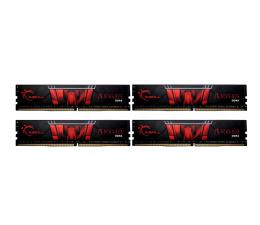 Pamięć RAM DDR4 G.SKILL 32GB 2400MHz Aegis CL15 (4x8GB)