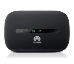 Modem Huawei E5330 WiFi b/g/n 3G (HSPA+) 21Mbps czarny