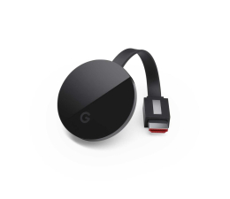 Odtwarzacz multimedialny Google Chromecast Ultra 4K Black