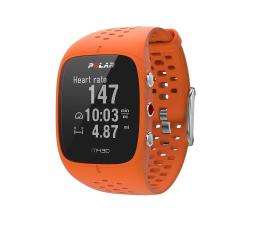 Zegarek sportowy Polar M430 pomarańczowy