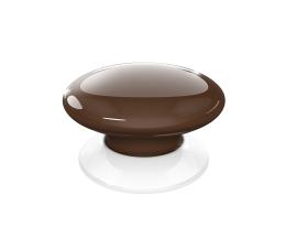 Przycisk/pilot Fibaro The Button brązowy