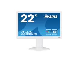"Monitor LED 22"" iiyama B2280HS biały"