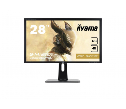 "Monitor LED 27"" iiyama G-Master GB2888UHSU Gold Phoenix"