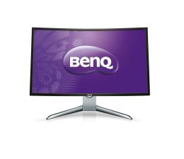 """Monitor LED 32"""" i większy BenQ EX3200R Curved czarny"""