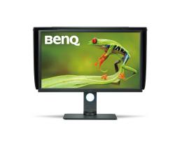 """Monitor LED 32"""" i większy BenQ SW320 czarny"""