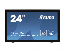 "Monitor LED 24"" iiyama T2435MSC-B2 dotykowy"
