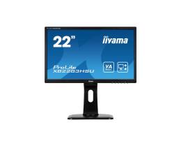 """Monitor LED 22"""" iiyama XB2283HSU czarny"""
