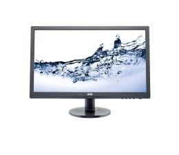 "Monitor LED 24"" AOC E2460SH czarny"