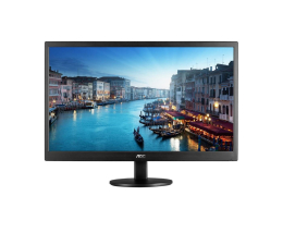 "Monitor LED 24"" AOC E2470SWH"