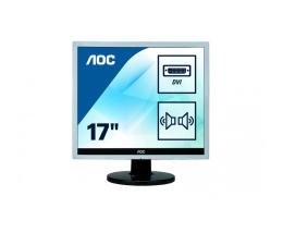 "Monitor LED 21"" i mniejszy AOC E719SDA"