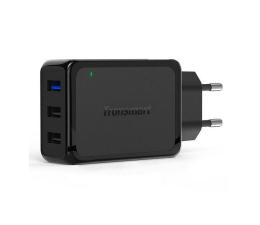 Ładowarka do smartfonów Tronsmart Ładowarka sieciowa 3 x USB 42W Quick Charge 3.0