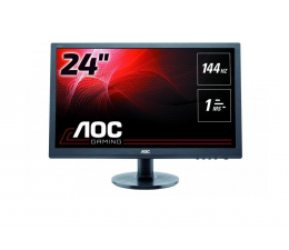 "Monitor LED 24"" AOC G2460FQ"