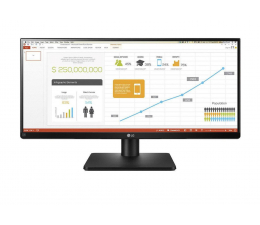 "Monitor LED 29"" LG 29UB67-B"
