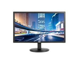 """Monitor LED 21"""" i mniejszy AOC I2080SW czarny"""