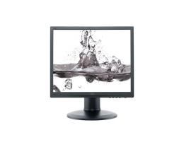 """Monitor LED 21"""" i mniejszy AOC I960PRDA czarny"""