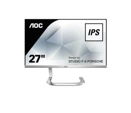 "Monitor LED 27"" AOC Porsche Design PDS271"