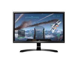 "Monitor LED 24"" LG 24UD58-B 4K czarny"