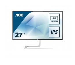"""Monitor LED 27"""" AOC Q2781PQ"""