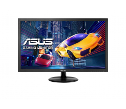 "Monitor LED 24"" ASUS VP247T czarny"