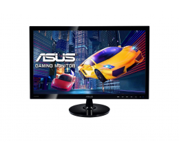 "Monitor LED 24"" ASUS VS248HR czarny"