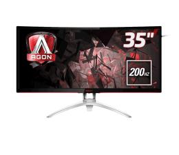 "Monitor LED 32"" i większy AOC AGON AG352QCX Curved"