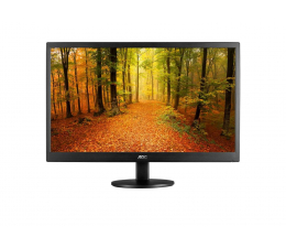 "Monitor LED 22"" AOC E2270SWN"