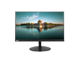 "Monitor LED 24"" Lenovo ThinkVision T24i-10 czarny"