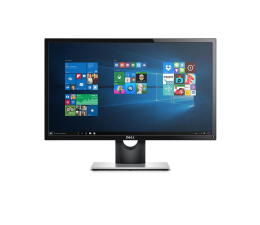 "Monitor LED 24"" Dell SE2416H czarny"