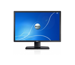 "Monitor LED 24"" Dell U2412M czarny"