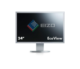 "Monitor LED 24"" Eizo FlexScan EV2416WFS3-GY"