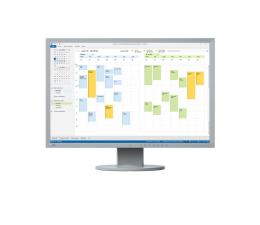 """Monitor LED 22"""" Eizo FlexScan EV2216WFS3-GY"""